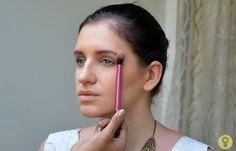 How To Contour Cheekbones - Step 2