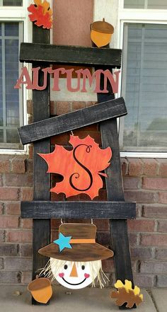 Hey, I found this really awesome Etsy listing at https://www.etsy.com/listing/293359951/monthly-interchangable-ladder