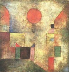 Paul Klee Castle Collage