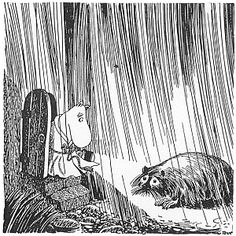 "A Hermit in Tove Jansson's ""Moomin"" Books - Articles - Hermitary"