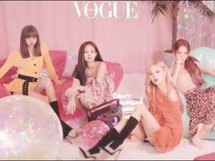 BLACKPINK for VOGUE KOREA July 2019 Issue