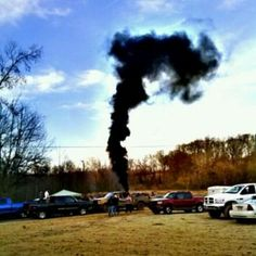 Rollin coal baby can't wait