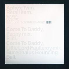 Aphex Twin - Come To Daddy by Bas van Vuurde, via Flickr