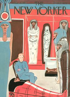 The New Yorker - Saturday, March 28, 1931 - Issue # 319 - Vol. 7 - N° 6 - Cover by : Ruth Cairns