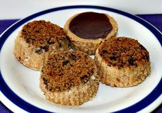 From Grandma Loy's Kitchen: Crazy Cooking Challenge-Peanut Butter/Chocolate Cheesecake Cups