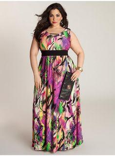 cutethickgirls.com cheap-plus-size-maxi-dresses-21 #plussizedresses