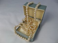 Freshwater Cultural Pearl Necklace Highly by BlackSquirrelHome
