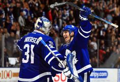 Photo galleries featuring the best action shots from NHL game action. William Nylander, Mitch Marner, Maple Leafs Hockey, John Tavares, Air Canada Centre, Hockey Boards, Nhl Games, Free Agent, Toronto Maple Leafs