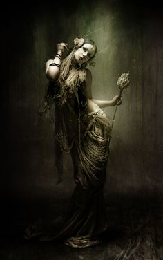 The Dark Fantasy Photography Art of Stefan Gesell