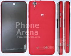 Press shots for the ZTE U988S leak, unveil the world's first Tegra 4-powered smartphone