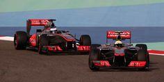 McLaren Pakai Team Order di GP Spanyol? - INILAH.com