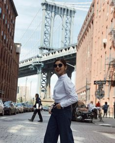 The Local Celebrities Who Traveled in Style During the Holy Week Maine Mendoza Outfit, Holy Week, Brooklyn Bridge, The Locals, Travel Style, Film Festival, Handsome, Celebrities, Outfits