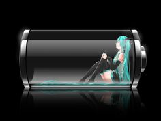 This HD wallpaper is about green-haired female anime character, Vocaloid, Hatsune Miku, one person, Original wallpaper dimensions is file size is Hatsune Miku, Mega Anime, Female Anime, Anime Behind Glass, Anime Lock Screen, Blue Haired Girl, Aqua Hair, Mikuo, Character Wallpaper