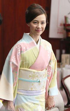 ◆木村佳乃 農林水産省の「日本の食でおもてなし」の記者発表会で