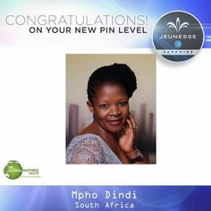 Congratulations Mpho Dindi ranking sapphire, in South Africa New Pins, South Africa, Congratulations, Sapphire, Skin Care, Board, Youth, Skincare Routine, Skins Uk