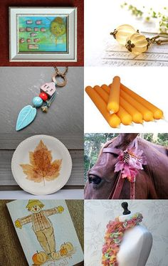 Autumn Sunshine  by Jeanie on Etsy--Pinned with TreasuryPin.com