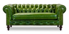 Exceptional designs never go out of style. Our super comfy, incredibly customizable, made in the U.S.A. Higgins Chesterfield. Available in dozens of sizes - sofas, armchairs, sectionals, sleepers - and hundreds of colors.