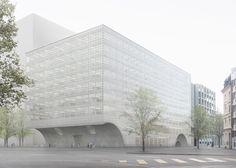 University of Basel by Caruso St John