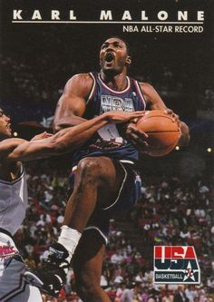 Utah Jazz · Karl Malone Basketball Drills ce946fe9b
