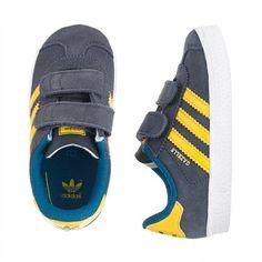 J.Crew - Kids' junior Adidas® gazelle sneakers in black