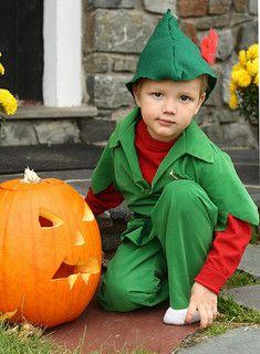 Peter Pan, Halloween 2009 | Flickr - Photo Sharing!