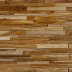 Nuvelle Take Home Sample - Deco Strips Cider Engineered Hardwood Wall Strips - 5 in. x 7 - The Home Depot Teak Flooring, Engineered Hardwood Flooring, Hardwood Floors, Flooring Ideas, White Vinyl Fence, Vinyl Fence Panels, Wooden Canes, Wood Sample, Cedar Homes