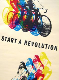 cycling revolution :D