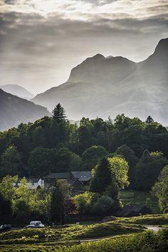 Little Langdale, Lake District © Scotty Rae