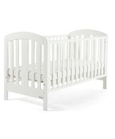 Fern Cot/Toddler Bed - White £229