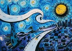 starry night - Google Search