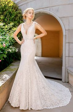 89 Best Trumpet Wedding Dresses Images Alon Livne Wedding Dresses