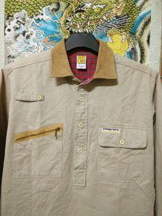 RARE Vintage 80's HANG TEN Surf Shirt International Usa