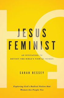 Jesus Feminist by Sarah Bessey. Amazing book! I highly recommend to, well, anybody really. It made me feel like a part of something special. :-)