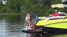 Four-Time World Wakeboarding champion, Shaun Murray, offers his tips on how to teach your kids to wakeboard. http://www.discoverboating.com/