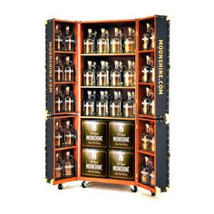 Browse our Project Gallery to view some of our iconic work promoting brands of all kinds, from Red Bull to Maker's Mark. Pos Display, Sam's Club, Liquor Cabinet, Shelves, Flooring, Storage, Gallery, Projects, Furniture