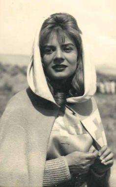 Egyptian actress Nadia Lutfi