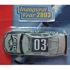 Philadelphia Eagles 2003 1:64 Scale NFL Diecast Stock Car by Action/Winner's Circle by Action Performance  $12.79