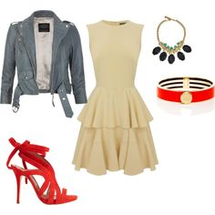 """""""Untitled #298"""" by char2709 on Polyvore"""