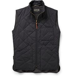 J.Crew Quilted Cotton-Blend Gilet | MR PORTER