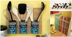 20 DIY Handy Organization Tips For Any Household
