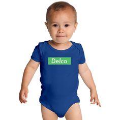 Delco Premium Baby Onesies