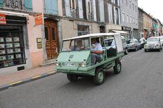 https://flic.kr/p/vQxZwz | Haflinger | Steyr-Puch Haflinger cet après-midi à Saint-Girons