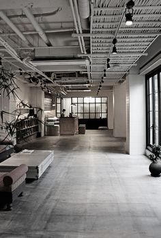 Hotel Anteroom, Kyoto Loft, ideas, home, house, apartment, decor, decoration, indoor, interior, modern, room, studio.