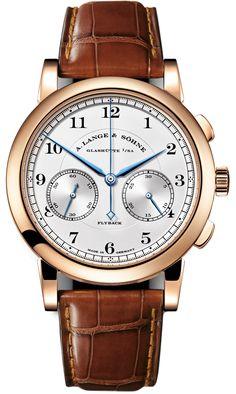 A. Lange & Sohne [NEW][SP] 1815 Chronograph 402.032 (Retail:EUR 49.400) HK$288,000