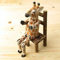 Wood Animal Toy