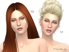The Sims Resource: Frecklemania V1 by6 Ms Blue • Sims 4 Downloads