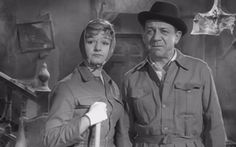 Joan Sims and Sid James in Carry On Regardless (1961)