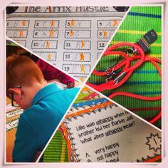 The Affix Hustle... Part of the Test Prep Blitz!