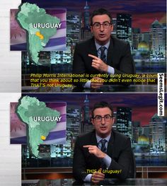 Funny memes John Oliver is brilliant troll ...