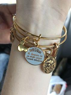 Disney Alex and Ani bracelets